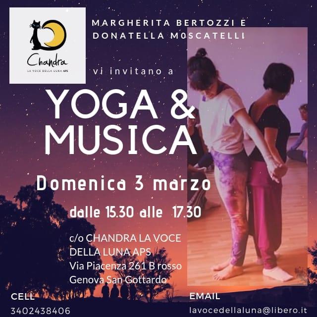 Yoga e Musica